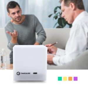 timeqube mind therapy timer