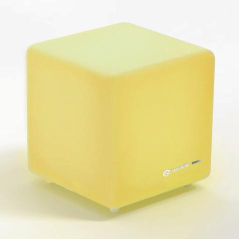 timeqube yellow